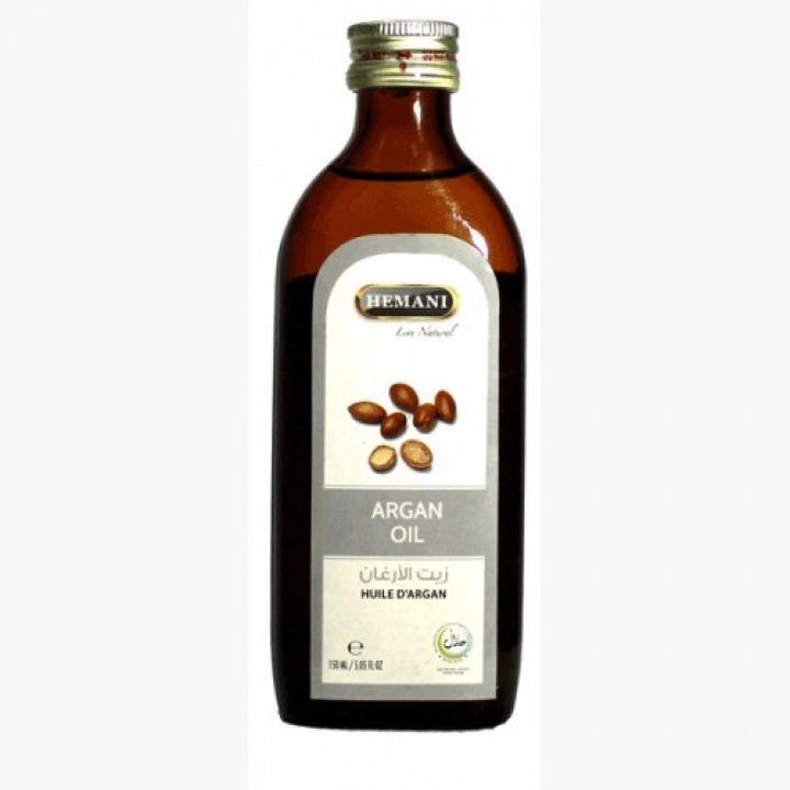 Аргановое масло для волос Hemani 150 мл