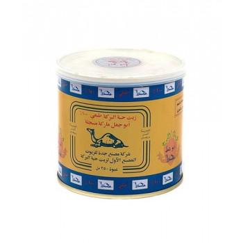 Тминное масло Золотой верблюд Саудовское в жестяной банке 240 мл