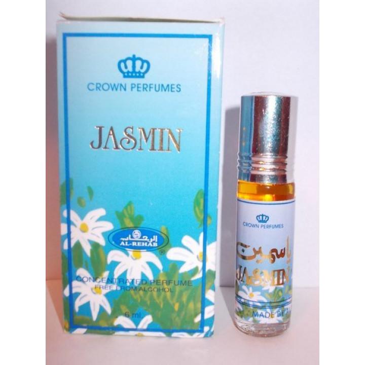 Арабские масляные духи Al Rehab Jasmine 6 мл