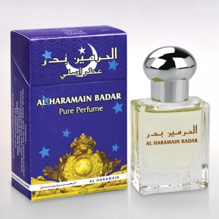 Арабские масляные духи AL-HARAMAIN BADAR 15 мл.