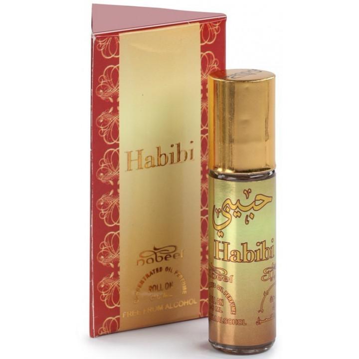 Арабские масляные духи NABEEL HABIBI 6 мл.