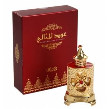Арабские масляные духи OUDH ALMETHALI 15 мл.
