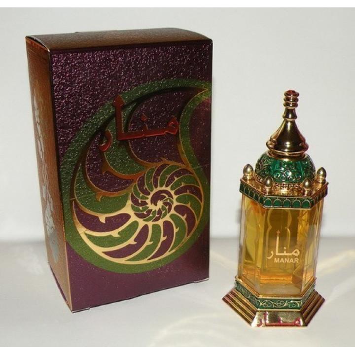 Арабские масляные духи AL-HARAMAIN MANAR 45 мл.