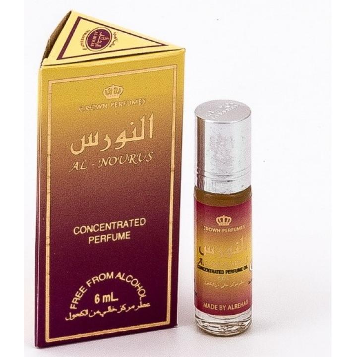 Женские масляные духи Al Rehab Al Nourus 6 мл