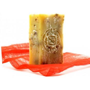 Оливково-лавровое мыло Adarisa с розой и шиповником 130 гр.